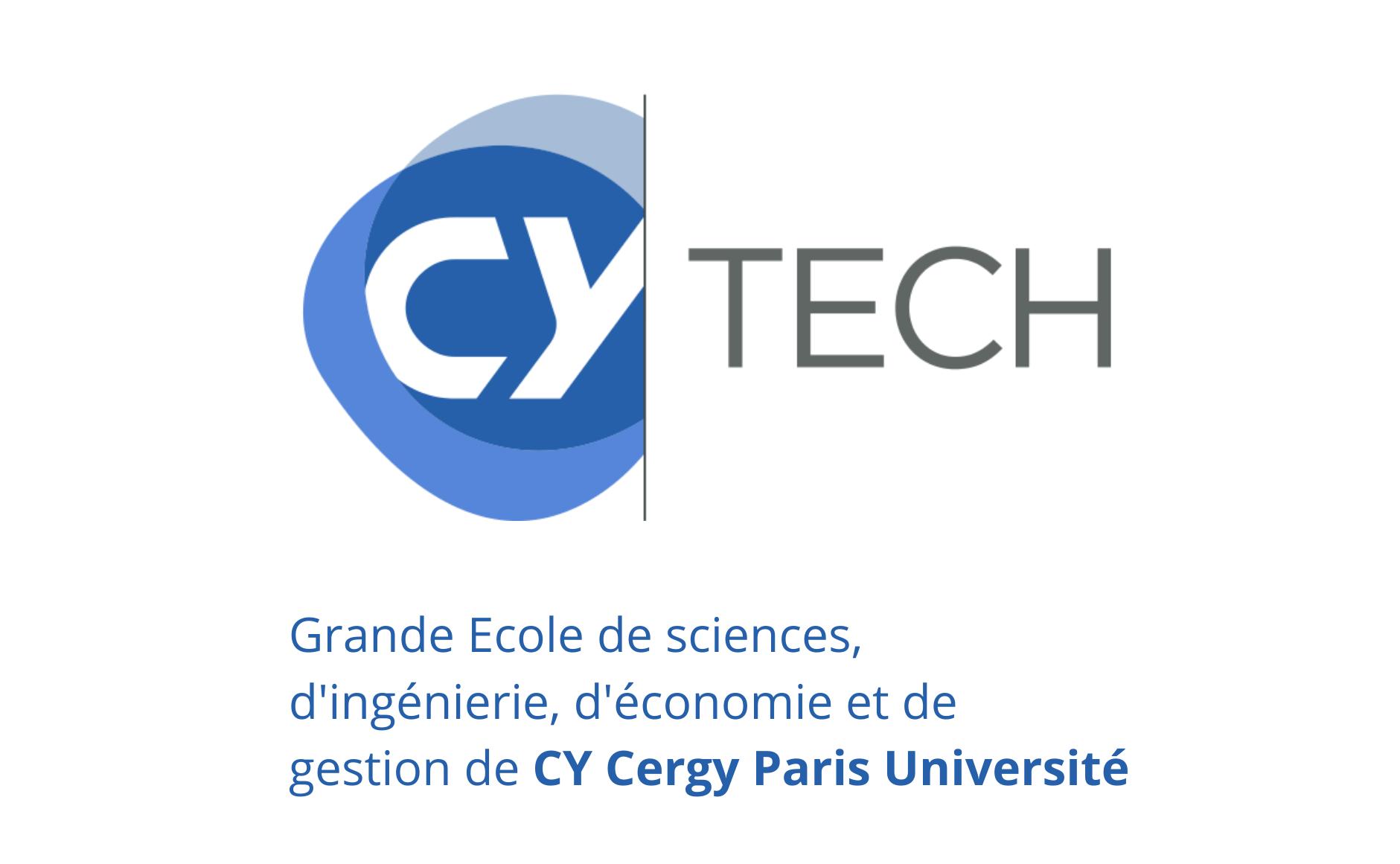 CY Tech] L'université lance en janvier 7 Mastères Spécialisés* - CY Cergy Paris Université