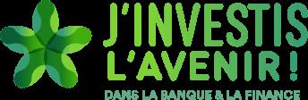 Logo j'investis l'avenir - Portail banque finance