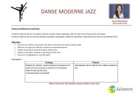 Moderne Jazz