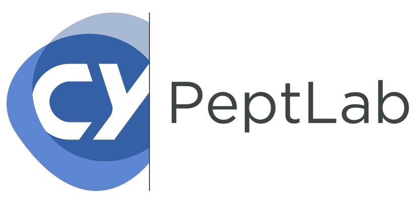 logo CY Peptlab